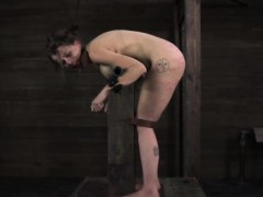 Bonded sub punished from...