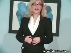 Sexy MILF Nina Hartley...