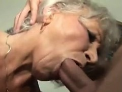 Grandma Getting Fucked On...