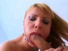 Blonde Russian Whore