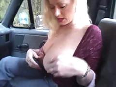 Milf hitchs a ride and...